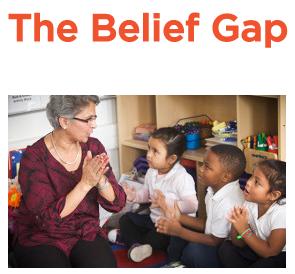belief gap
