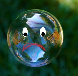 sad bubble